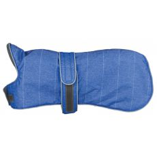 Zimný kabát Trixie Belfort modrý, L 55 cm
