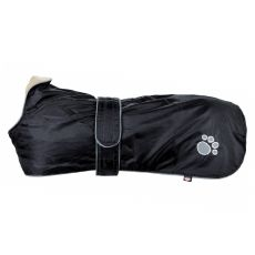 Kabát pre psa Trixie Orléans čierny, L 55 cm