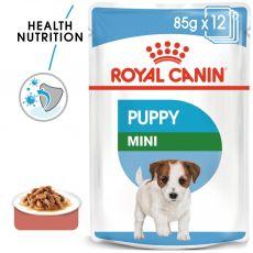 Royal Canin Mini Puppy kapsička pre malé šteňatá 85 g