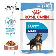 Royal Canin Maxi Puppy kapsička pre veľké šteňatá 140 g