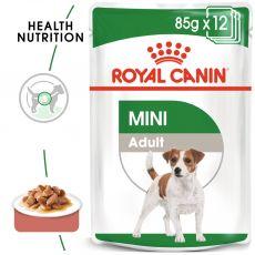 Royal Canin Mini Adult kapsička pre dospelé malé psy 85 g