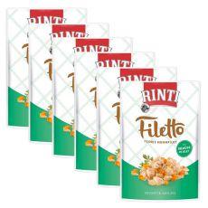 Kapsička RINTI Filetto kura + zelenina, 6 x 100 g