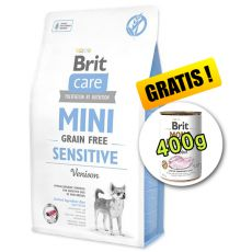 Brit Care Mini Grain Free Sensitive 2 kg