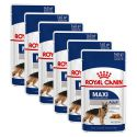 Royal Canin Maxi Adult kapsička pre dospelé veľké psy 6 x 140 g