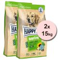 Happy Dog NaturCroq LAMM & REIS 2 x 15 kg