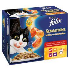 Felix Fantastic Sensations Jellies, 24 x 100 g