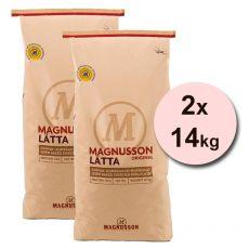 Magnusson Original LÄTTA 2 x 14 kg