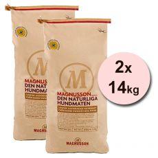 Magnusson Original NATURLIGA 2 x 14 kg