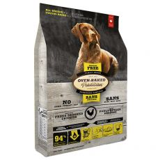 Oven-Baked Grain Free All Life Stage All Breed Cicken 2,27 kg