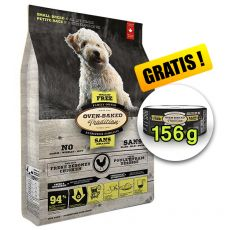 Oven-Baked Grain Free All Life Stage Small Breed Chicken 1 kg