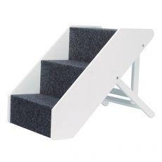 Schody Pet Stairs 40 x 67 cm, biele