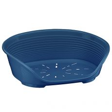 Ležadlo pre psa SIESTA DELUXE 10 - modré