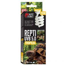 Žiarovka REPTI PLANET Repti UVB 5.0 Tropical 26W