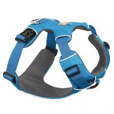 Postroj pre psy Ruffwear Front Range, Blue Dusk XS