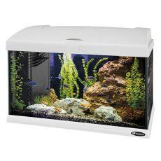 Akvárium Ferplast CAPRI 50 LED biele