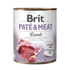 Konzerva Brit Paté & Meat Lamb 800 g