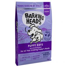 Barking Heads Puppy Days Grain Free 6 kg