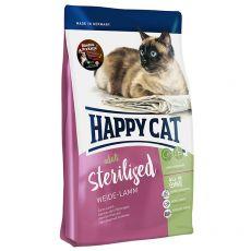 Happy Cat Sterilised Weide Lamm / Jahňa 1,4 kg