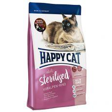 Happy Cat Sterilised Voralpen Rind / Hovädzie 300 g