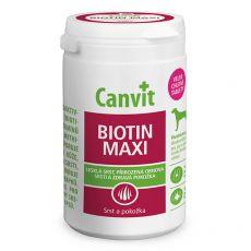 Canvit Biotin Maxi - prípravok na zdravú a lesklú srsť, 500g