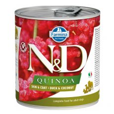 Farmina N&D dog Quinoa Duck & Coconut 285 g