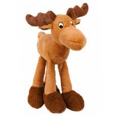 Plyšová hračka pre psa - sob, 30 cm