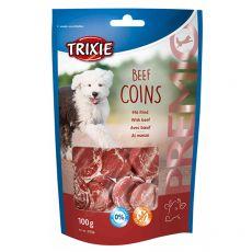 Trixie PREMIO Beef Coins, hovädzie kolieska 100 g