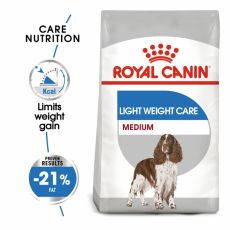 ROYAL CANIN Medium Light Weight Care diétne granuly pre stredných psov 9 kg
