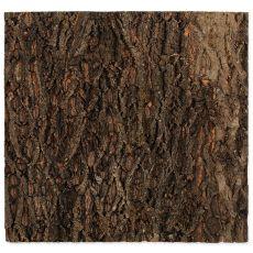 Korkové pozadie do terária - kôra 58,5 x 56 cm