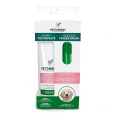 Puppy Dental Kit VET´S BEST 100 g