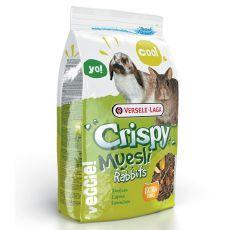 Crispy Muesli Rabbits 1kg - krmivo pre králikov