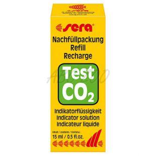 CO2 Test Sera - Doplnenie