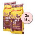 JOSERA Lamb & Rice Adult 2 x 15 kg
