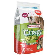 Crispy Pellets Rats a Mouse 1kg - krmivo pre potkanov