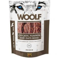 WOOLF Chicken, Pumpkin and Oats Bone 100g