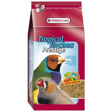 Tropical finches 1kg - krmivo pre exoty