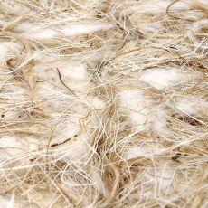 Materiál pre stavbu hniezda - kokos, sisal, juta, bavlna 0,5 kg