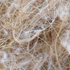 Materiál pre stavbu hniezda - srsť, konope, sisal 0,5 kg
