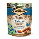 Carnilove Dog Crunchy Snack Salmon with Blueberries with fresh meat 200 g