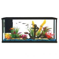 Akvárium Starter Kit STK10 čierne 51 x 25,6 x 32,5 cm