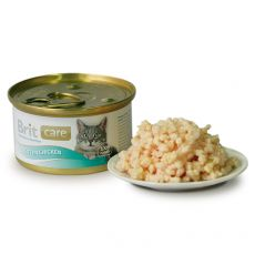 Konzerva Brit Care Cat Kitten Chicken 80 g