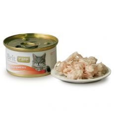 Konzerva Brit Care Cat Chicken Breast 80 g