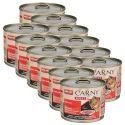 Krmivo CARNY ADULT hovädzie mäso 12 x 200 g