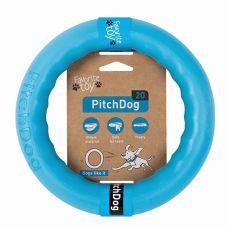 Hračka pre psa Pitch Dog 20 cm, modrá