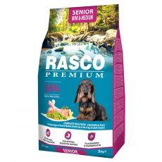 RASCO PREMIUM Senior Mini & Medium 3 kg