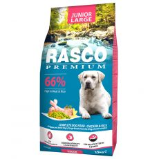 RASCO PREMIUM Junior Large 15 kg