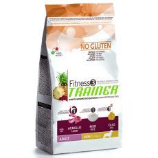 TRAINER Fitness 3 Adult Mini Lamb & Rice 2 kg