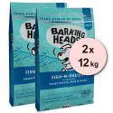 Barking Heads Fish-N-Delish Grain Free 2 x 12 kg