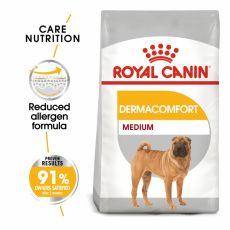 ROYAL CANIN Medium Dermacomfort granule pre stredné psy s problémami s kožou 10 kg