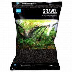 Substrát Aqua Exellent čierny 2-4 mm, 3kg